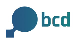 bcd – business consulting development Logo groß